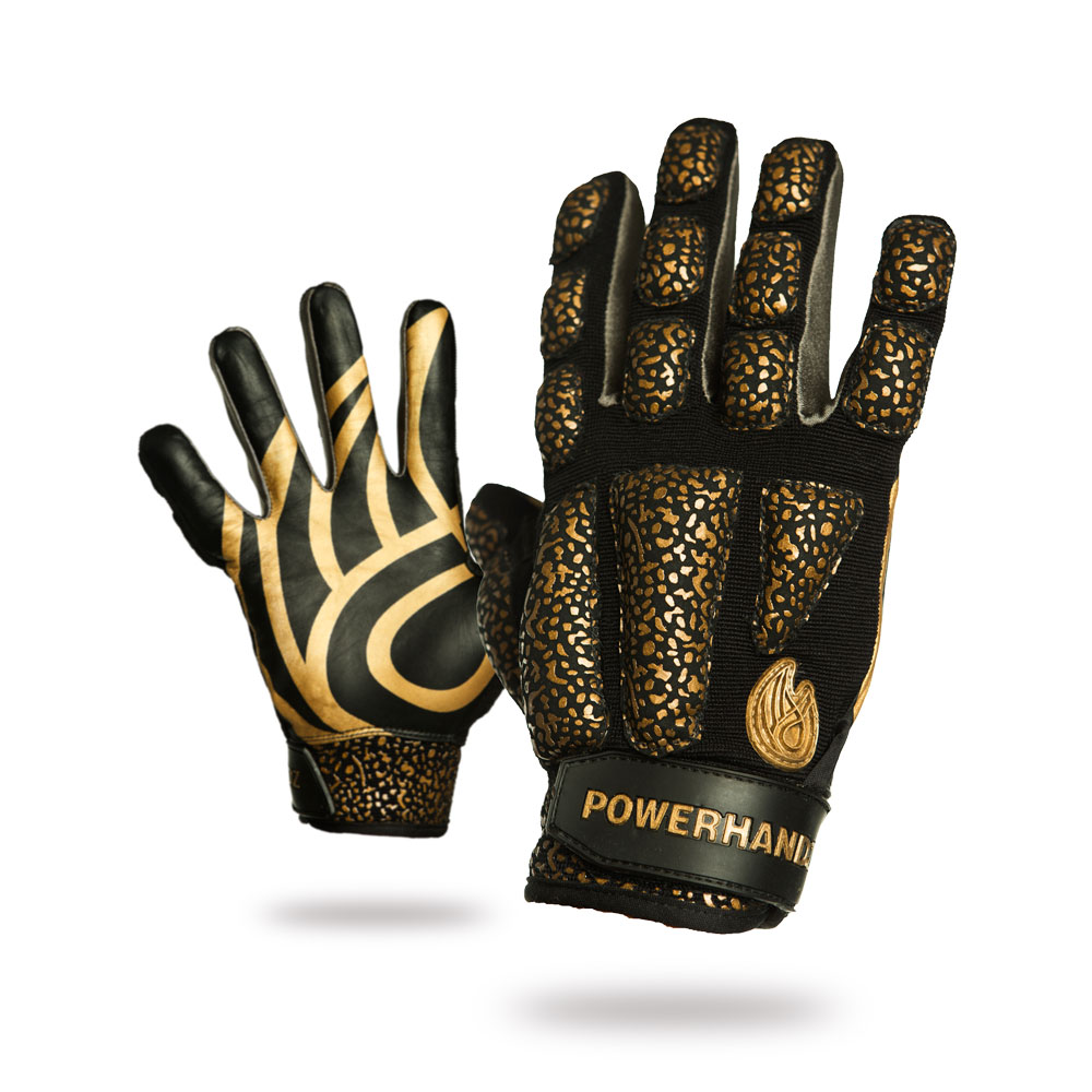 Slick Basketball Gloves - Weighted Basketball Gloves - Innovative Basketball Training Equipment - Dribbling Training Equipment - POWERHANDZ