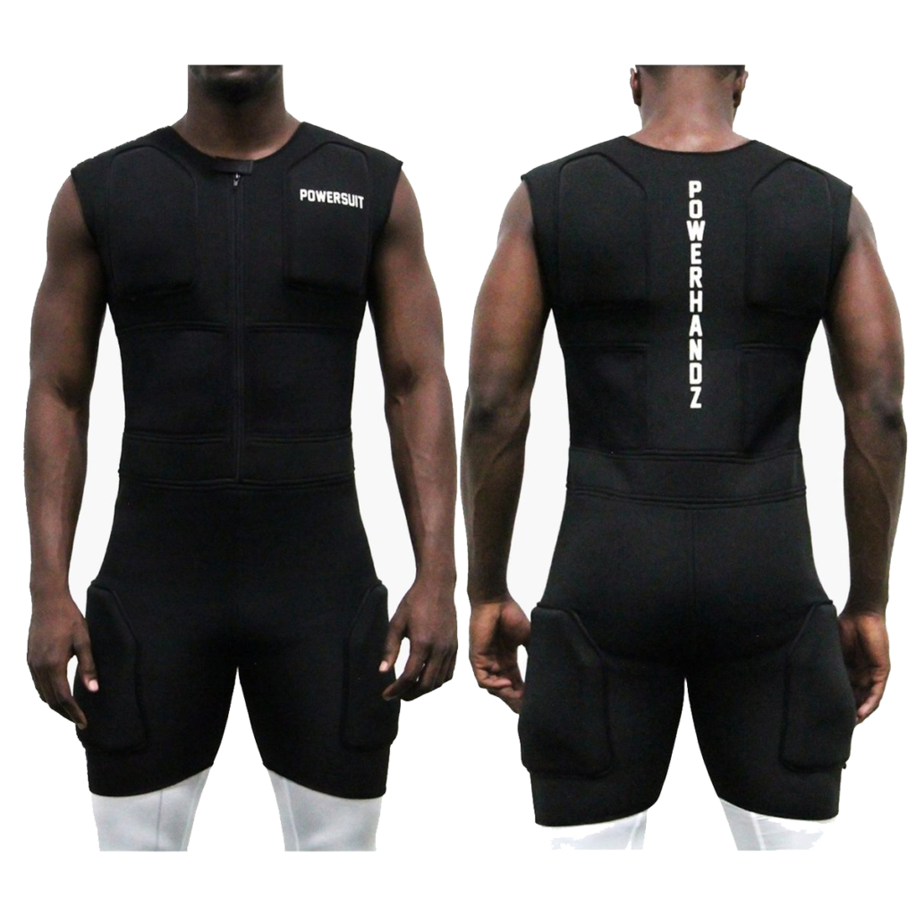 POWERSUIT - patented weighted body suit