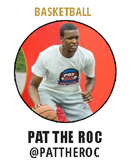 Pat The Roc